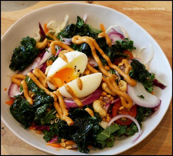 Kara Cafe & Dessert Bar - Thai Tofu Salad $14  $1