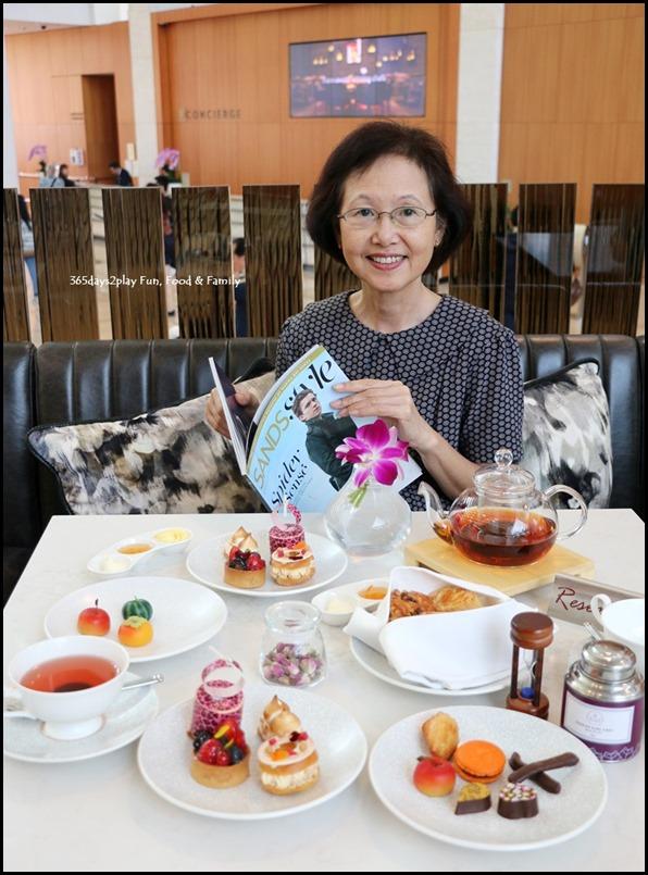 Marina Bay Sands Renku Lounge Afternoon Tea (17)