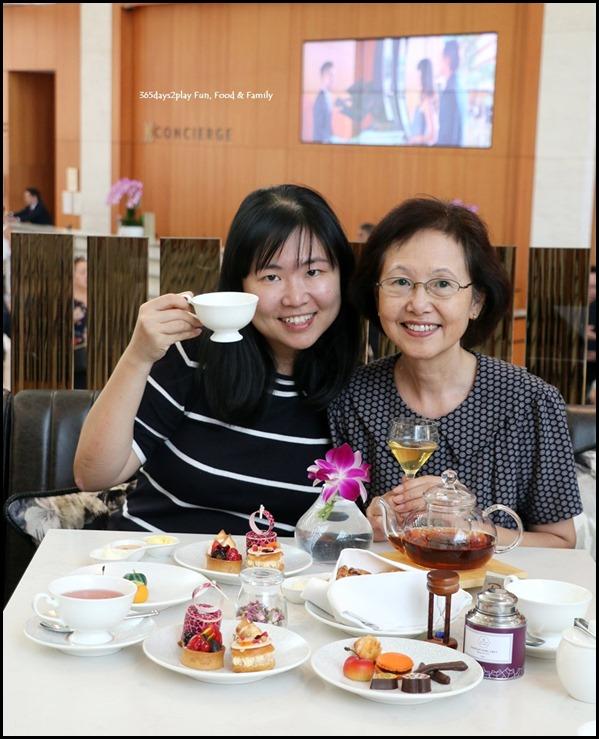 Marina Bay Sands Renku Lounge Afternoon Tea (18)