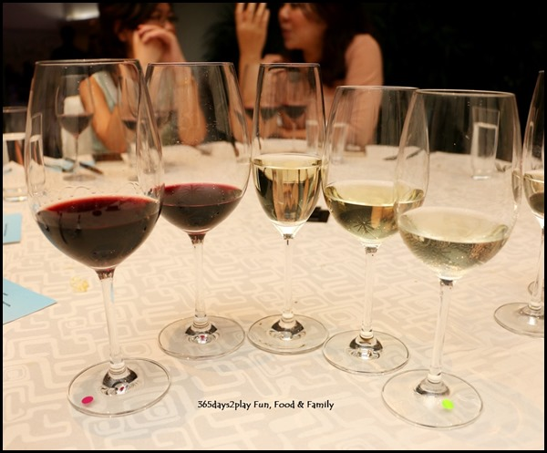Marriott Hotel Pool Grill - Wine Pairing