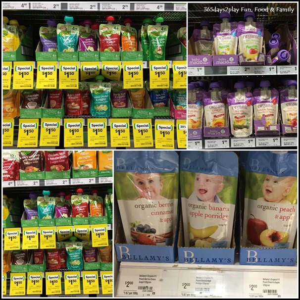 Baby Food in Melbourne