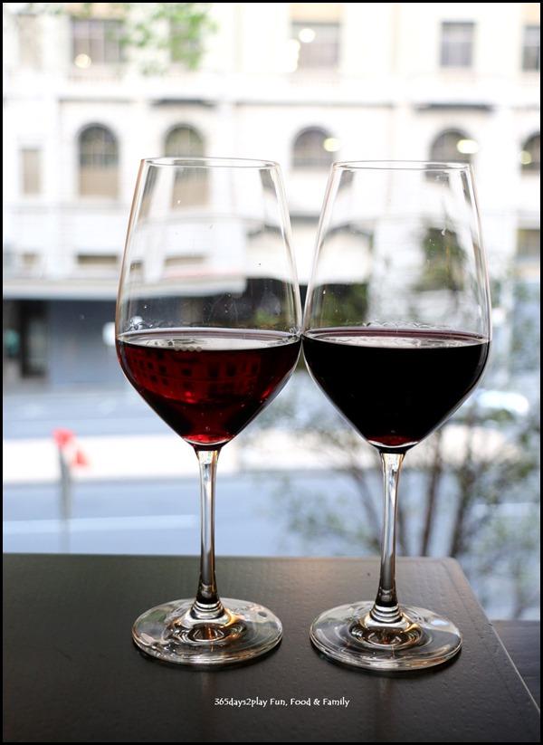 Grand Hyatt Melbourne Collins Kitchen - Red wine