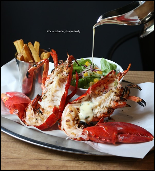 Pince & Pints - Live Whole Lobster $58 (1)