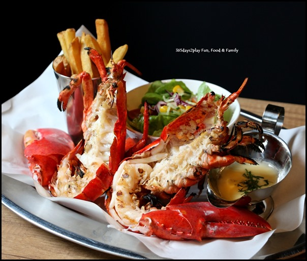 Pince & Pints - Live Whole Lobster $58 (2)