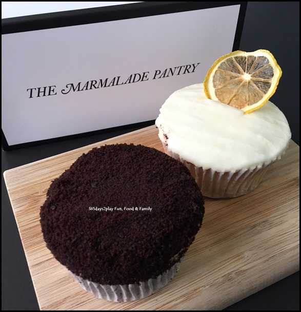 The Marmalade Pantry Cupcakes