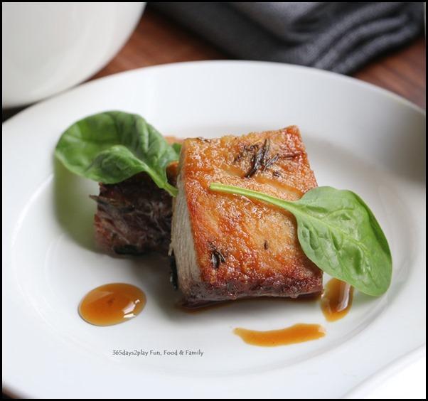 Audace - Grilled White Tuna