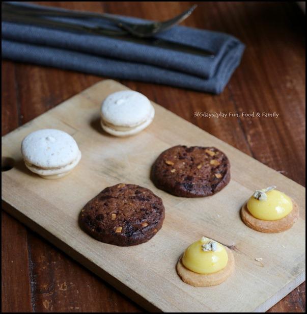 Audace - Lemon Cream Tartelette, Macaron Speculoos, Cookies (2)