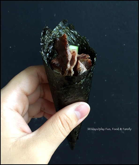 Big Sake Bar -  Wagyu Beef Maki