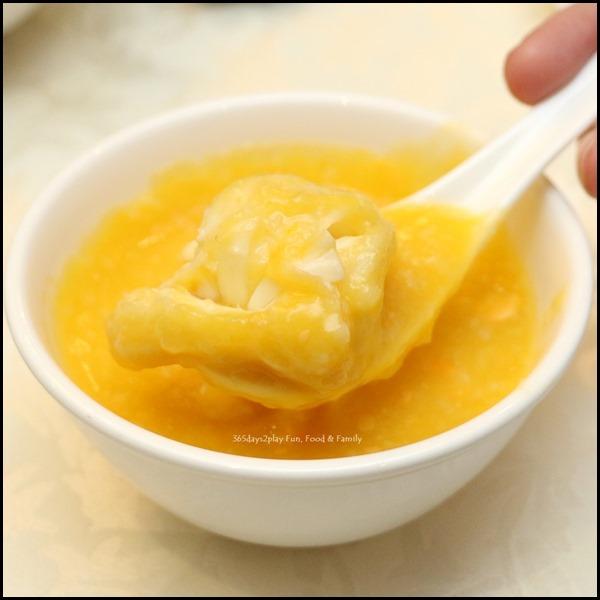 Dragon Bowl Dim Sum Lobster Porridge (1)