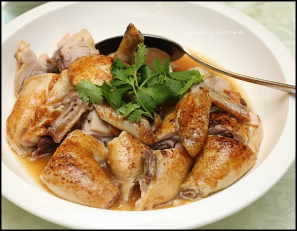 Dragon Bowl Flaming Chicken