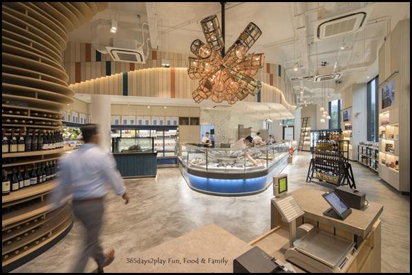 FiSK Seafoodbar & Market - Retail Market