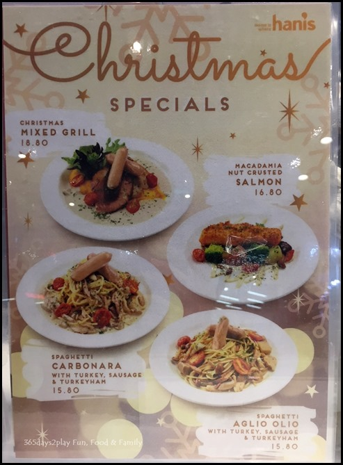 Hanis Christmas Specials