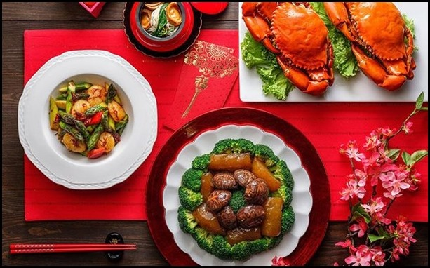Ellenborough Prosperity Buffet CNY 2018