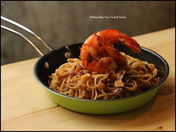 Iza - Hae Bee Hiam Spaghetti $11.90