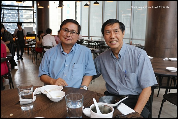 Myo Restobar - David Chia and Ng Kia Jin