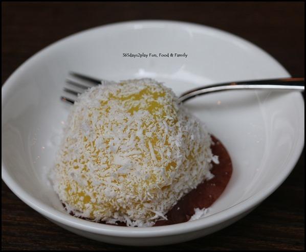 Myo Restobar - Durian Mochi