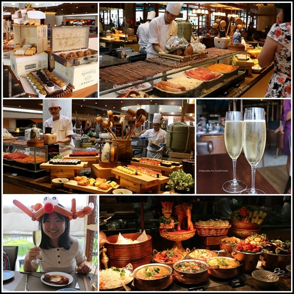 Pan Pacific Champagne Brunch Compilation