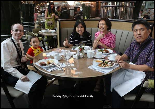 Marina Bay Sands Rise Restaurant Lunch Buffet (18)