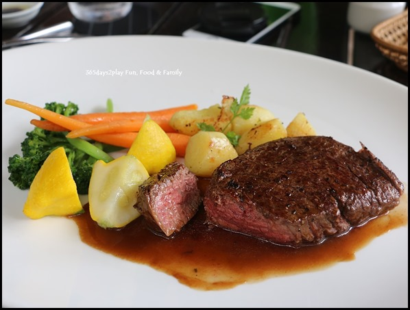 Blue Potato - Beef Tenderloin