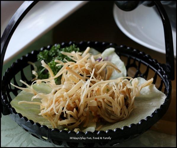 Dragon Bowl Restaurant - Deep fried Golden Prawn Ball $5.80