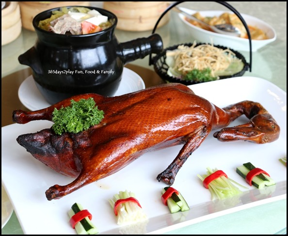 Dragon Bowl Restaurant - Roasted Peking Duck served 4 ways $98 (3)
