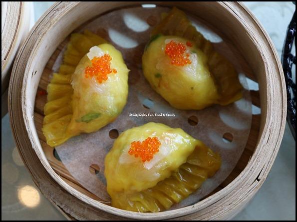 Dragon Bowl Restaurant - Steamed Sharks Fin Dumpling with Shrimp $6.80