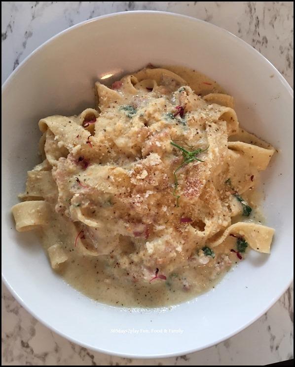 Strong Flour - Pasta Carbonara $16