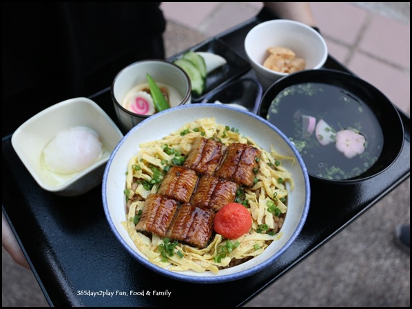 Unagiya Ichinoji -  Mamushi Donburi (3)