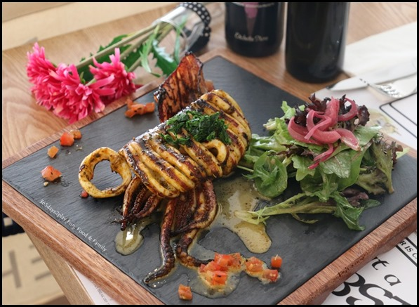 Greenwood Fish Market - Chargrilled Mediterranean Squid $16 (1)