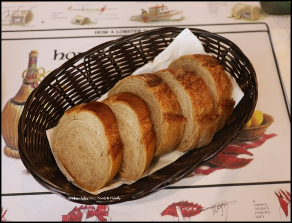 Greenwood Fish Market - Complimentary Bread