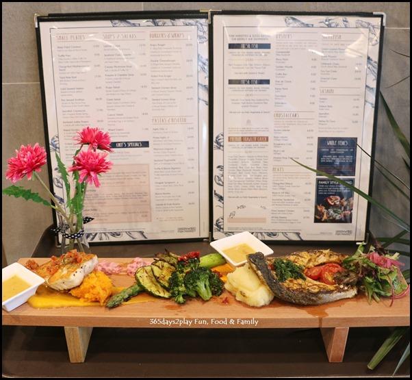 Greenwood Fish Market - Fish Platter