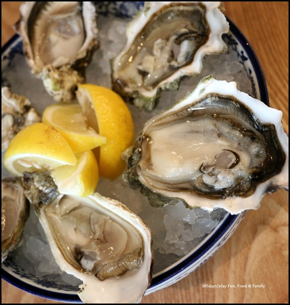 Greenwood Fish Market - Oysters $4 each (1)