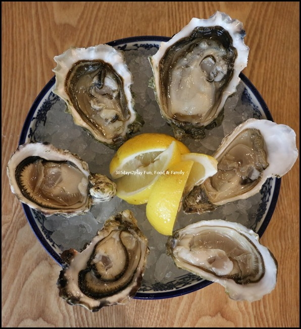 Greenwood Fish Market - Oysters $4 each (2)