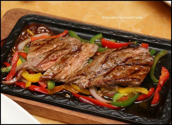 Marriott Crossroads Cafe - Beef Sirloin $34