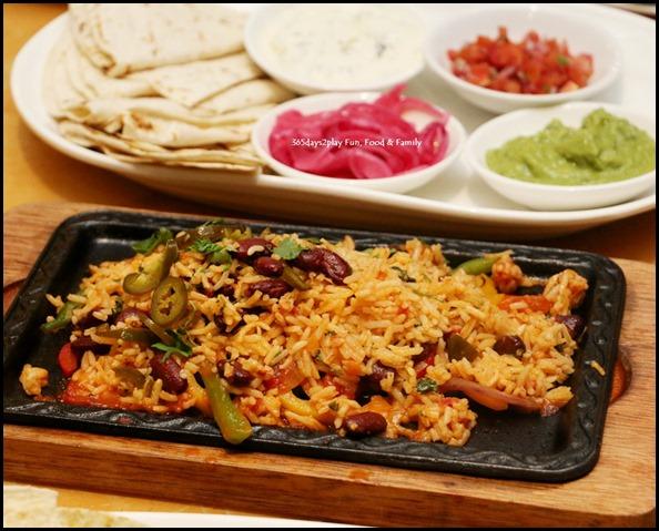 Marriott Crossroads Cafe - Spanish Rice & Kidney Bean $32