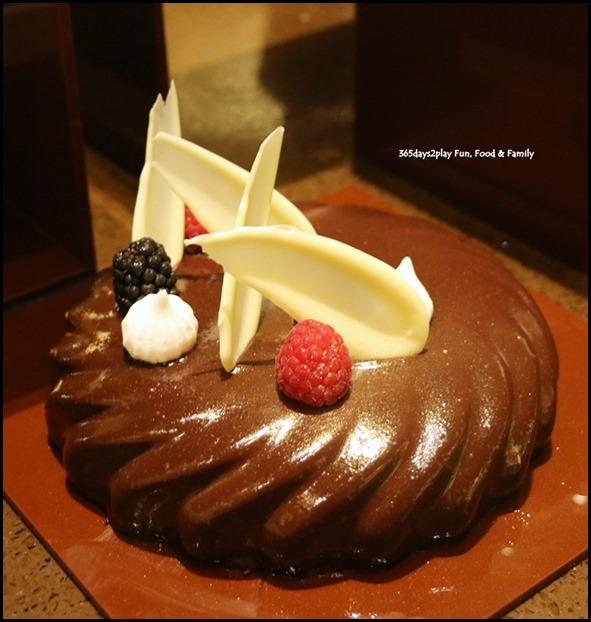 Fullerton Hotel Chocolate Buffet (14)