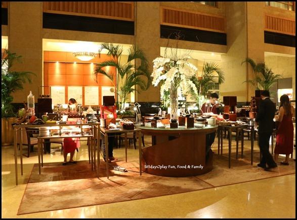 Fullerton Hotel Chocolate Buffet (18)
