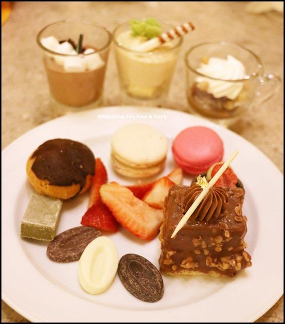 Fullerton Hotel Chocolate Buffet (21)