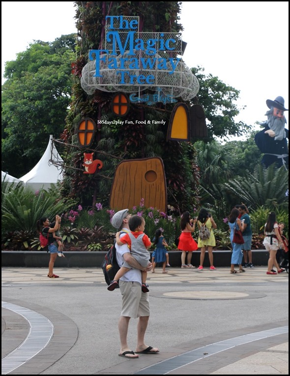 Gardens by the Bay - Children's Festival - The Magic Faraway Tree (22)