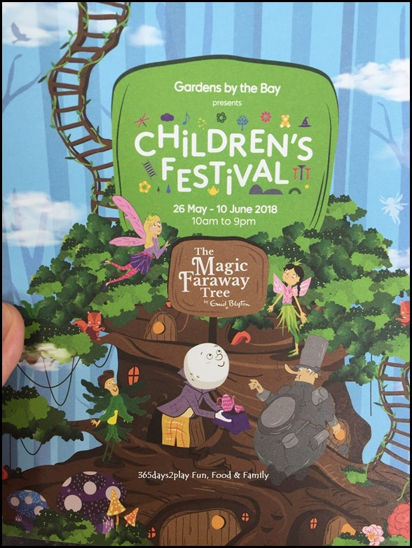 Gardens by the Bay - Children's Festival - The Magic Faraway Tree (8)