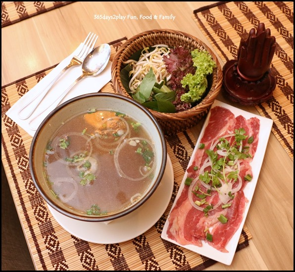 River Wok - Pho Bo $26 (2)