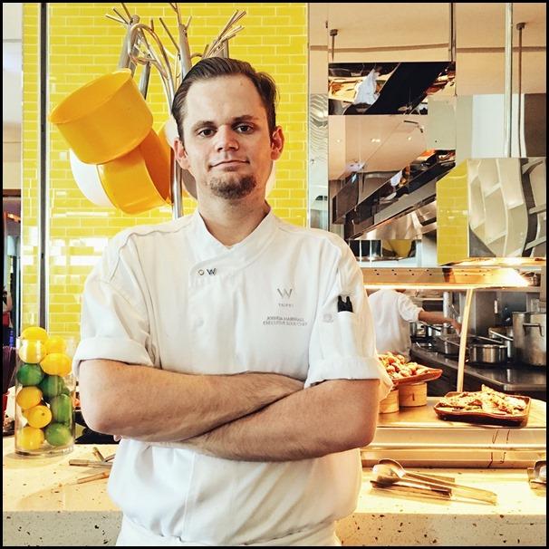 W Taipei Executive Chef-Joshua Marshall