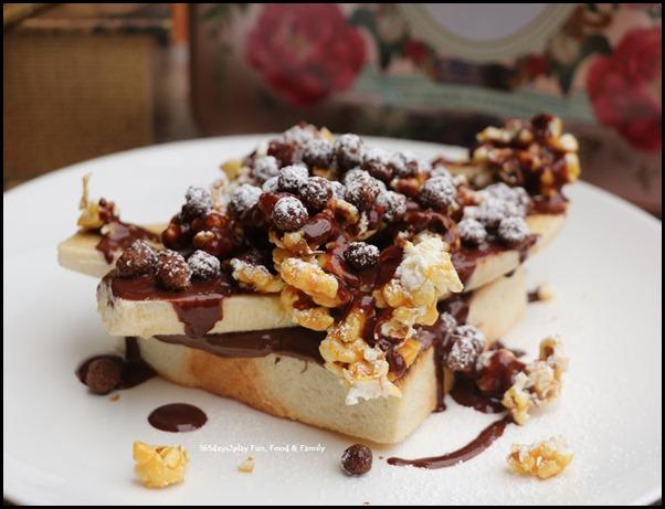 Antoinette - Banana Toast $12