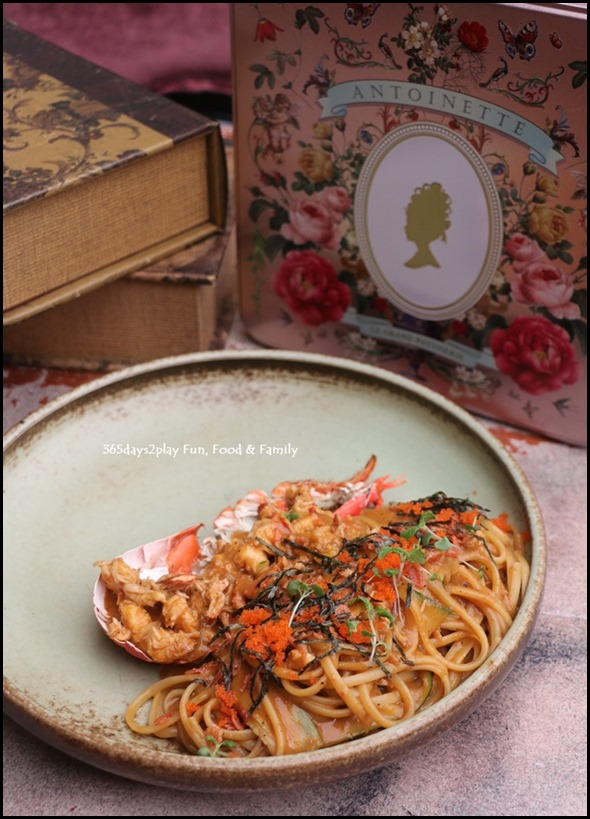 Antoinette - Double Prawn Linguine $28 (1)