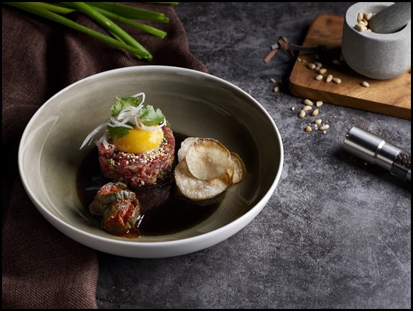 "Cook & Brew - ""Yukhoe"" Korean-style Beef Tartar - Mid Res"