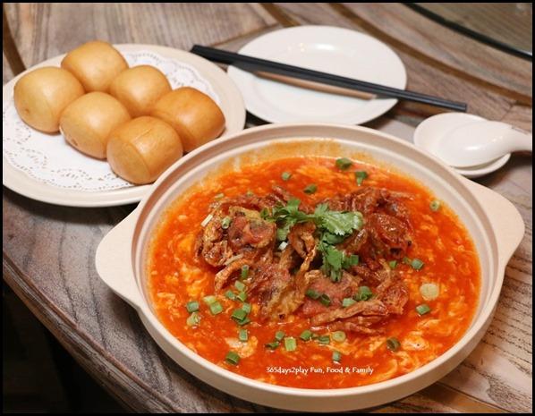 Dian Xiao Er - Chilli Soft Shell Crab   Fried Mantou $42.80
