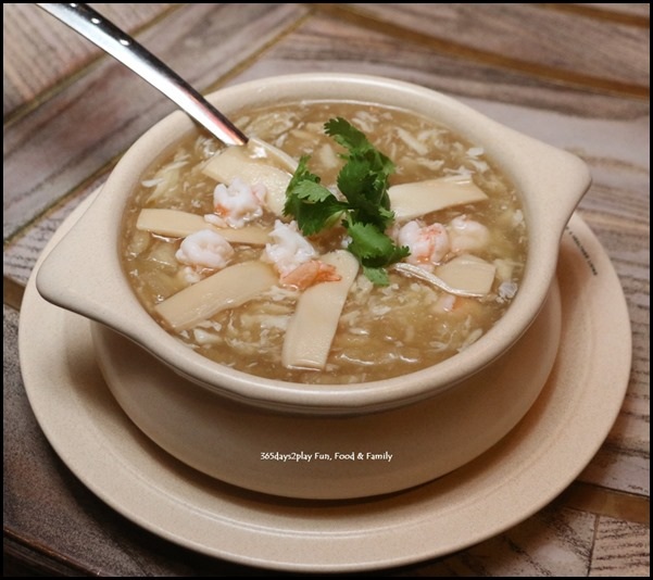 Dian Xiao Er - Fish Maw Thick Soup with Seafood $26.40(M)