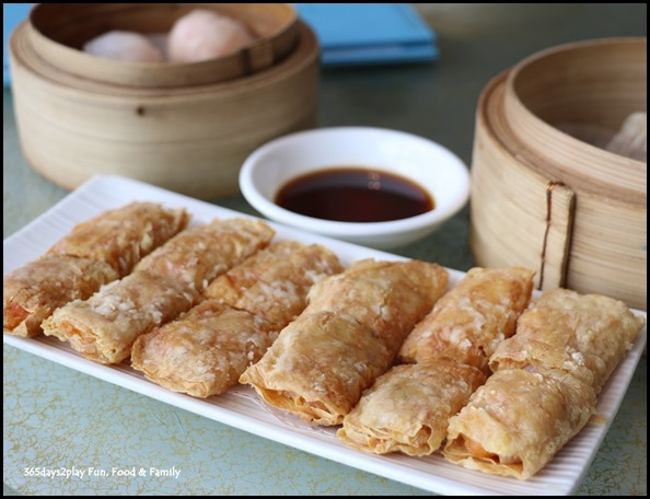 Majestic Bay Seafood - Fish Otak-otak beancurd roll $4.80 per serving