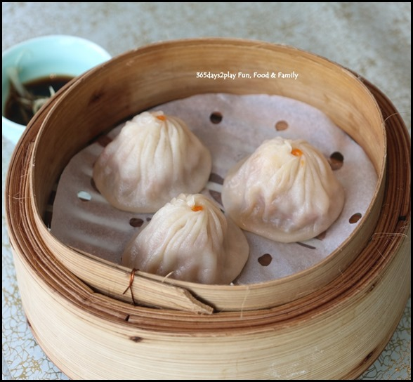 Majestic Bay Seafood - Singapore Laksa Xiao Long Bao $5 (2)