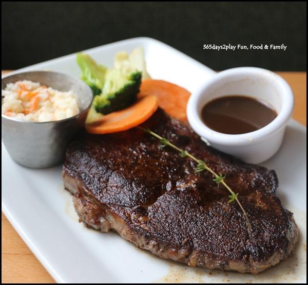 Outback Steakhouse Singapore - Ribeye $47.90